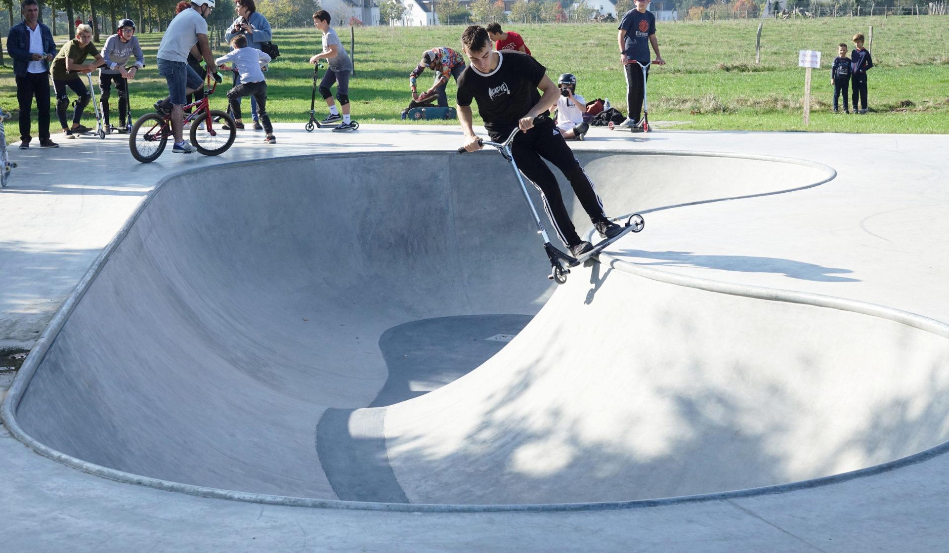 Skatepark – Img Photothèque 2018