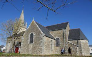 Eglise Saint-Sauveur à Saint-Avé