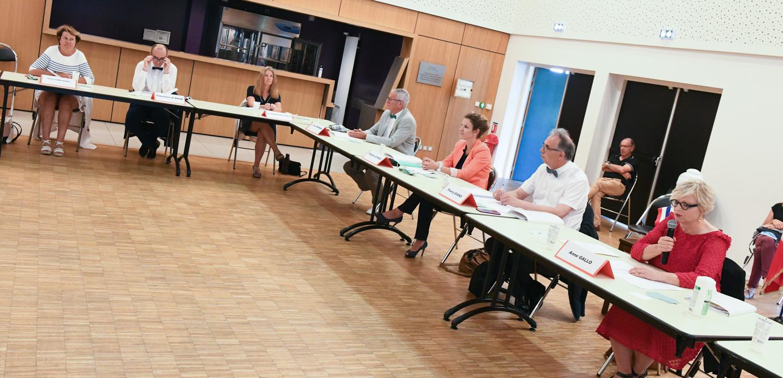 Conseil municipal d'installation – 28-05-2020