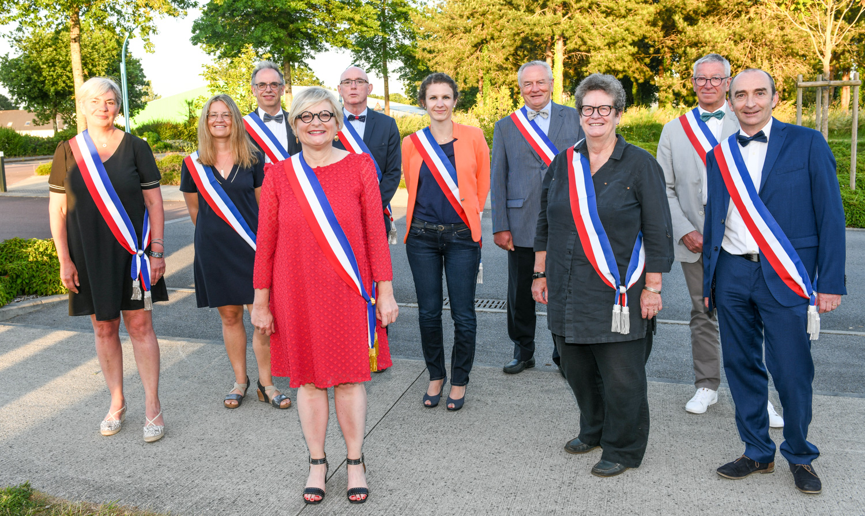 Les adjoint-e-s – Conseil municipal – 2020-2026